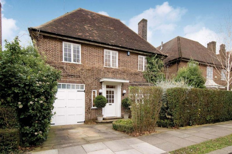 Linden Lea Hampstead Garden Suburb London Apartments
