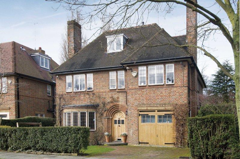 Kingsley Way 5 Bedroom Home Hampstead Garden Suburb London